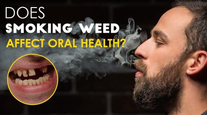 Oral Health Effects of Marijuana