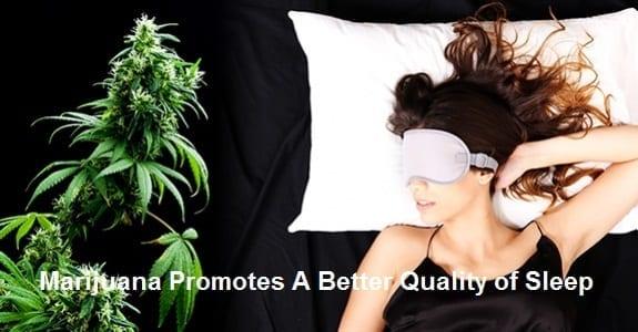 marijuana & sleep