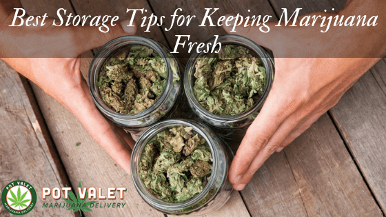 Tips For Keeping Marijuana Fresh