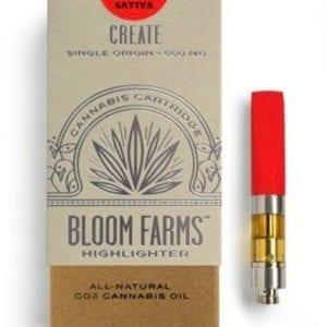 Bloom Farms Strawberry Lemonade Cartredges