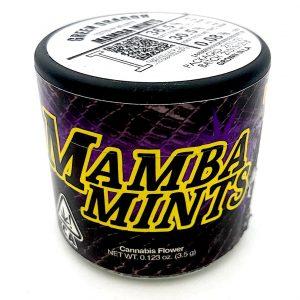 Mamba Mints weed
