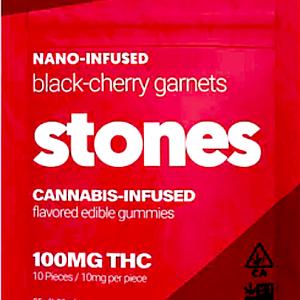 Stones Black Cherry Garnets
